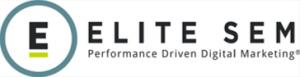 Elite SEM logo | Performance driven search engine marketing